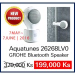GROHE Bluetooth Speaker (Aquatunes 26268LV0)