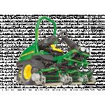 John Deere 8000A E-cut hybrid