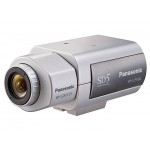 Panasonic WV-CP504 static CCTV camera with 650 TVL