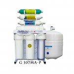Purepro Reverse Osmosis System with mineral &alkaline filter 7 stages