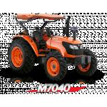 Kubota Tractor M7040 လယ္ထြန္စက္