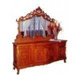 လွပသည့္ကြ်န္းမွန္တင္ခံု (Dressing Table)