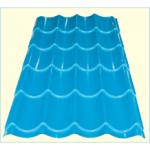 လိွဳင္းအတြန္ ့ဒီဇိုင္းရွိေသာအုတ္ၾကြတ္မိုး (Wave Tile)