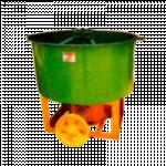 အသံုးျပဳရ လြယ္ေသာ ကြန္ကရစ္ ေဖ်ာ္စက္ ( Concrete Mixer )