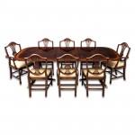 လွပေသသပ္ေသာ ခန္းမသုံး ၊စားေသာက္ဆိုင္သံုး စားပြဲ  နွင့္ ကုလားထိုင္မ်ား { Table & Chairs }