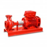 Electric motor driven Centrifugal pump set