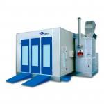 Spray Booth QL-300-I - ေဆးေပါင္းခန္း ေဆးမုွတ္ခန္း
