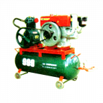 Gasoline Engine Aircompressor