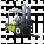 CLARK C 50s Forklift