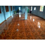 Laminate Floor Tiles polish