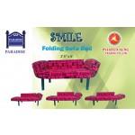 လွပပီးလိုသလိုအသံုးျပဳနိုင္ေသာဆိုဖာထိုင္ခံု { Smile Folding Sofa Bed }
