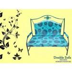 အိမ္သံုးပရိေဘာဂ ပစၥည္း ဆိုဖာ ထိုင္ခံု { Double Sofa }