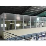 ခိုင္ခံ့ သပ္ရပ္ေသာ အလူမီနီယမ္ ျခင္လံုတံခါးမ်ား ( Aluminium Furniture )