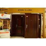 ခိုင္ခံ့ သပ္ရပ္ လွပပီး ၾကာရွည္ အသံုးခံသည့္ စတီးလ္ လက္ကိုင္ တံခါး ( Steel Door )