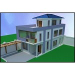 အေဆာက္အဦး ဒီဇိုင္းပံုစံ မူၾကမ္း { Building Home Design }