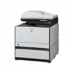 4-in-1 Function and Desktop Convenience  Put Document Efficiency in  Easy Reach