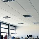 လွပဆန္းသစ္ေသာ မ်က္ႏွာၾကက္ (Mineral Fiber Ceiling)