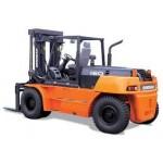 Pneumatic Diesel Forklift Trucks