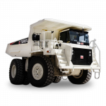 Rigid Dump Trucks Terex TR45