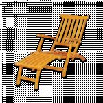 ကြ်န္းျဖင့္ျပဳလုပ္ထားသည္ ေသသပ္ လွပေသာ ေခါက္ ကုလားထိုင္ ( Stream Chair )