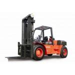 Counterbalanced Forklift Trucks CPCD120-WX-06II