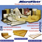 Microfiber Insulation