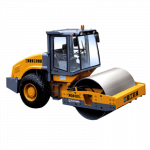 Hydraulic Vibratory Road Roller XG 6121 XGMA