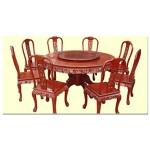 ေသသပ္ လွပသည့္ ကြ်န္း စားပြဲခံု ( Dinning Table Set )