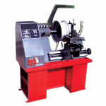 Hydraulic Rim Straigntening Machine with Lathe - ကားေဂြျပင္စက္