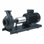 Grundfos NK/NKG Pumps Long-coupled