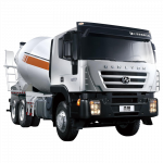 Concrete Mixer Truck  (ကြန္ကရစ္ေဖ်ာ္စက္ကား)