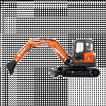 Doosan launches new DX63-3 excavators