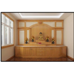 Buddhist Room Decoration