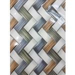 ဒီဇိုင္းဆန္းေသာ ေဖာင္းၾကြေၾကြျပားမ်ား 3D Tile