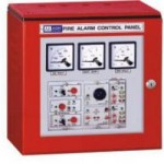 Red Body Automatic Fire Alarm Panel