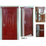 Steel Wooden Door အခန္းတံခါး