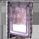 ေသသပ္ လွပေသာ သစ္ေစး သုတ္ထားသည့္ ကြ်န္းေဘာင္ မ်ား ( Lacquer Mirror Frames )