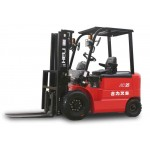 Four Wheel Counterbalance CPD10-25 Forklift