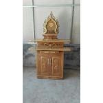 ဘုရားေဆာင္ (Buddhist Altar)