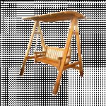 ကြ်န္း ျဖင့္ျပဳလုပ္ထားသည့္ ဒန္း ( Swin Seat )