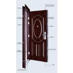 Steel Door အခန္းတံခါး