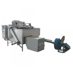 Food Frying Machine မုန့္ေျကာ္ေလွာ္စက္