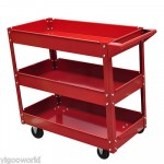 Tool Trolley Mobile Work Station with two wheels Locks