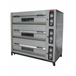 Fully Automatic Gas Ovenမုန္႔ဖုတ္စက္