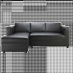 H-JEEP L-Shape Sofa/LBK  နွစ္ေယာက္ထိုင္ နွင့္ တစ္ေယာက္အိပ္ ဆိုဖာထိုင္ခံု