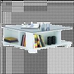 Shade Coffee Table and Library Table 90cm WT-M/painBK နစ္မ်ိဳးသံုး ေကာ္ဖီစာပြဲနွင့္ စာျကည့္စာပြဲ