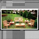 ျခံဝန္းအတြင္းအသံုးျပဳနိုင္သည့္ စားပြဲနွင့္ ထိုင္ခံု (Garden Furniture Table & Chair)