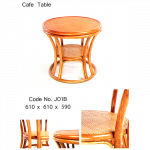 Rattan Furniture (Cafe Table ကဖီးစားပြဲ)