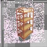 အဆင့္ ၄ ဆင့္ပါေသာ (ပစၥည္းတင္သည့္စင္)
