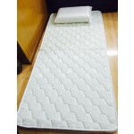 Together Mattress two foldable 100% coconut fibre single